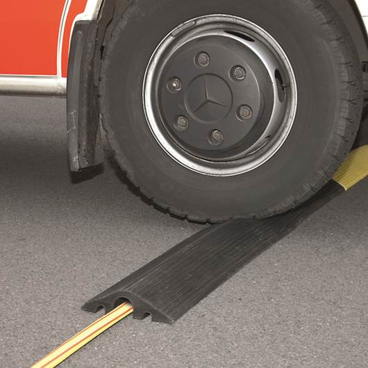 Picture of Small Cable Protection Ramp
