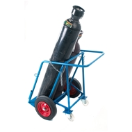 Picture of Welders Cylinder Trolley