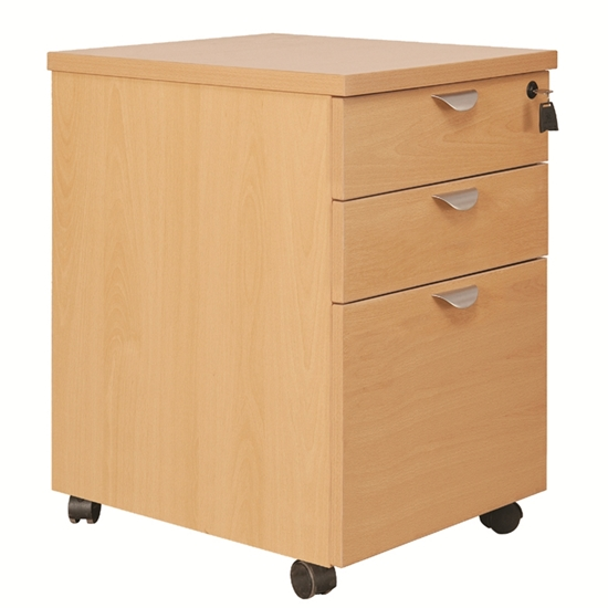 Picture of Fraction High Mobile Pedestal