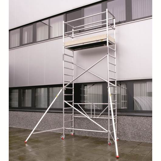 Picture of K2 Tower Platform Height 3.8M