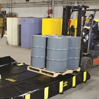 Picture of Rigid-Lock QuickBerm® Spill Containment