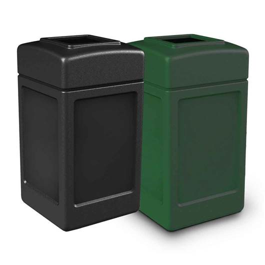 Picture of 140L Litter Bin with Open Top