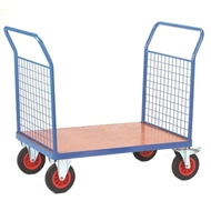 Picture of Fort Plywood Platform Trucks with Double Mesh End