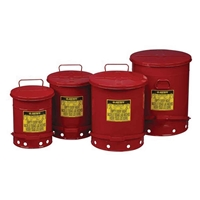Picture of Oily Waste Cans