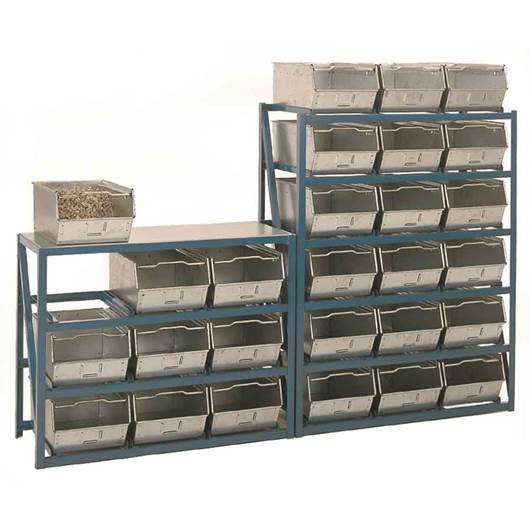 Picture of Steel Bin Racks