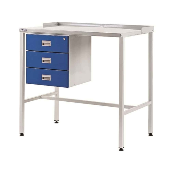 Picture of Team Leader Workstation with Triple Drawer