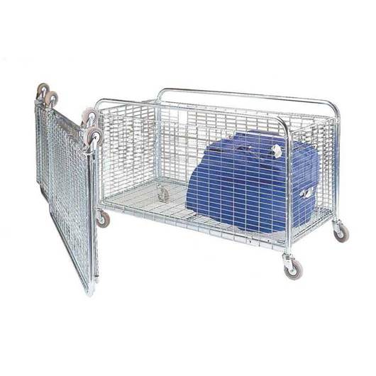 Picture of Folding Container Trolleys