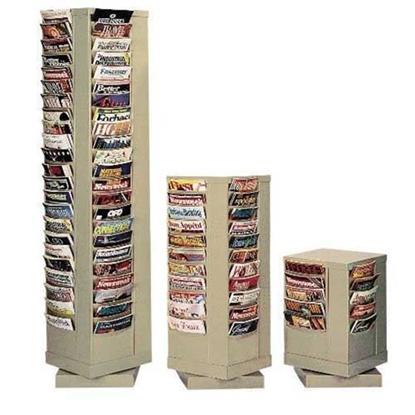 Picture of Rotary Con-tur Literature Rack