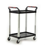 Picture of Proplaz 2 Shelf Trolleys