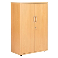 Picture of Fraction Cupboard with 2 Shelves