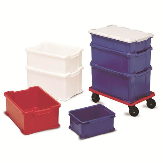 Picture of Hygienic Uni Boxes