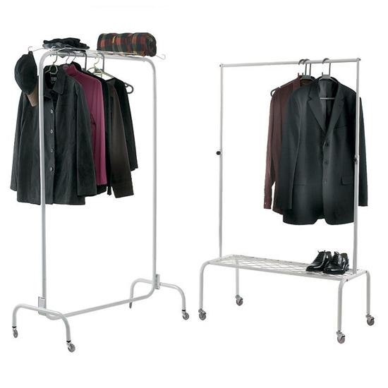 Picture of Mobile Garment Rails