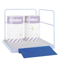 Picture of Ramp for Sump Flooring