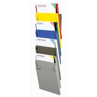 Picture of Cascading Document Display Racks