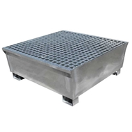 Picture of Galvanised Sump Pallets