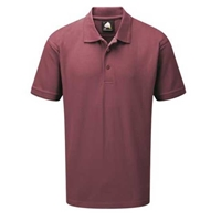 Picture of Mens Burgundy Polo Shirt