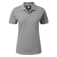 Picture of Womens Ash Polo Shirt