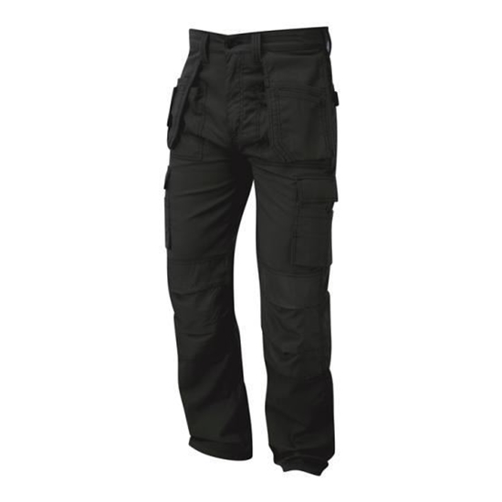 Picture of Navy Tradesman Trousers