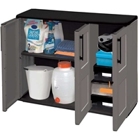 Picture of Industrial Compact Triple Door Utility Cupboard