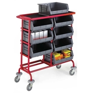 Picture of Container Storage Trolleys