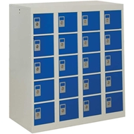 Picture of Personal Effect Lockers