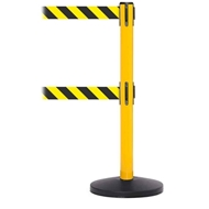 Picture of Safety Belt Barriers - Messaged Belt